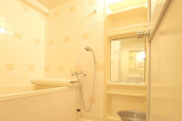 FR北上野のバスルーム