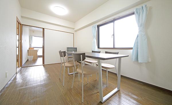 FR北上野の個室