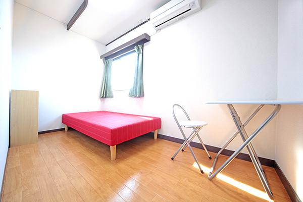 日当たりの良いFR東武練馬の個室