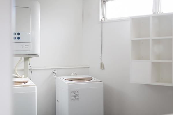 FR阿佐ヶ谷の洗濯機と乾燥機